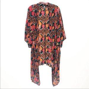 Patrons of Peace | Floral Kimono